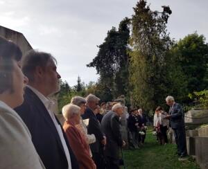Imreh István sírjánál_Kolozsvár_Házsongárdi temető_20190915
